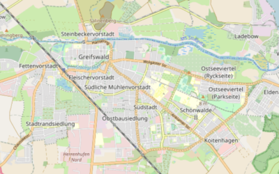 Jugendstadtplan Greifswald – gestalte ihn mit!